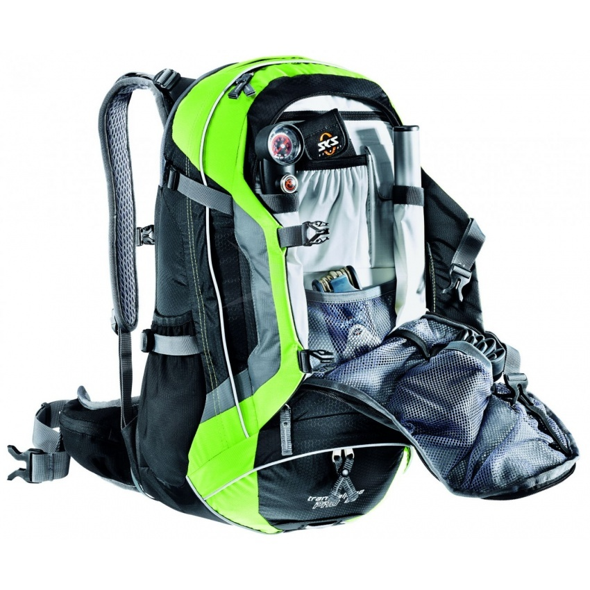5dffaf7ec2 Cyklistický batoh Deuter Trans Alpine Pro 28 l