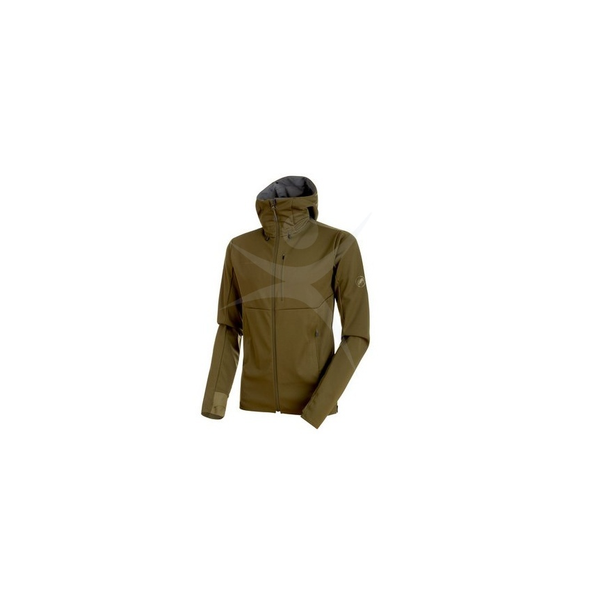 875a1d42ce5d Pánská bunda Mammut Ultimate V SO Hooded Jacket Men
