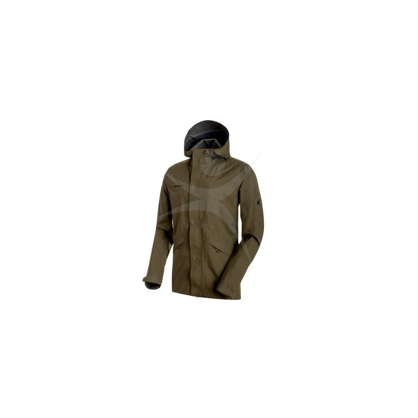 26f2045a83 Pánská bunda Mammut Roseg HS Hooded Jacket Men