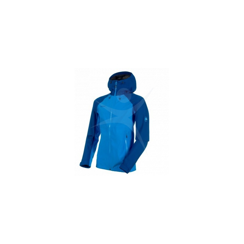 Lehká pánská bunda Mammut Convey Tour HS Hooded Jacket Men 1010 ... bfe78e486ae