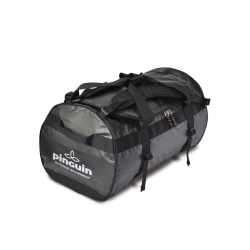 Pinguin Duffle bag 100L šedá