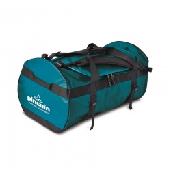 Pinguin Duffle bag 100L modrá