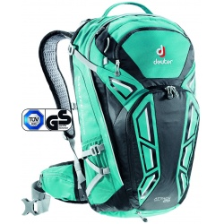 Deuter Attack Tour 28 l petrol / black