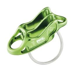 Petzl Reverso 4 zelená