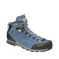 Mammut Wall Guide Mid GTX Men 12UK chill / limeade
