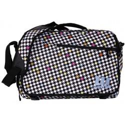 Westige Crazy Laptop Bag Sixcolored černá