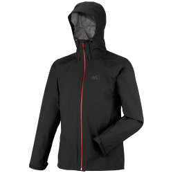 Millet Hymal Pass 3L Jacket Men L black noir