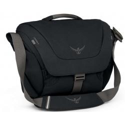 Osprey Flap jack Courier 20 l black
