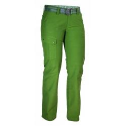 Warmpeace Elkie green Dámské XL