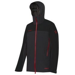 Mammut Convey Jacket Men M granite / black