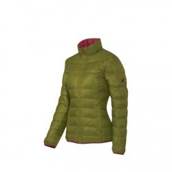Mammut Whitehorn Jacket Women M crimson / aloe