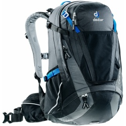 Deuter Trans Alpine 30 l - 3205217 black / granite