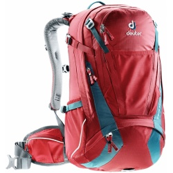 Deuter Trans Alpine 30 l - 3205217 cranberry / artic