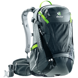 Deuter Trans Alpine 24 l graphite / black
