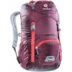 Deuter Junior 18 l blackberry / aubergine