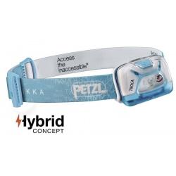 Petzl Tikka hybrid modrá