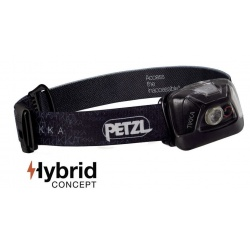 Petzl Tikka hybrid černá