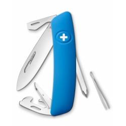 Swiza nůž D04 modrá