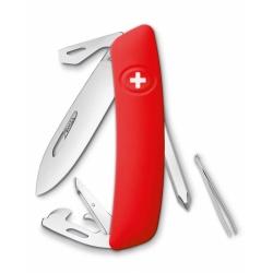 Swiza nůž D04 červená