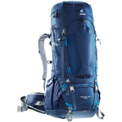 Deuter Aircontact Pro 70+15 l midnight / navy