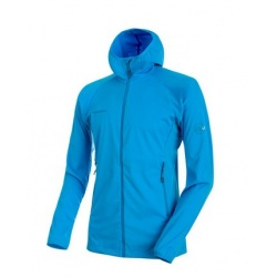 Mammut Kento Light SO Hooded Jacket Men