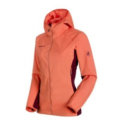 Mammut Keiko Light SO Hooded Jacket Women