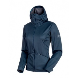 Mammut Ultimate V Tour SO Hooded Jacket Women