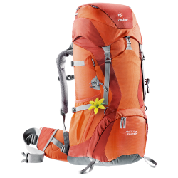 Deuter ACT Lite 35 + 10l SL papaya / lava