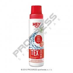 Čistítí prostředek na oblečení Hey sport Tex wash 250ml