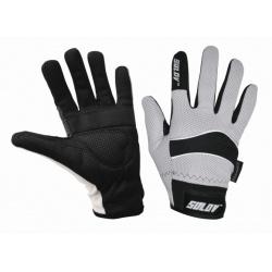 Sulov Zimní rukavice S bílá