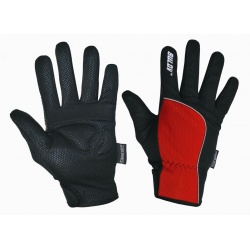 Sulov Zimní rukavice S červená