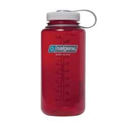 Nalgene Wide Mouth 1000 ml outdoor red