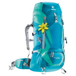 Deuter ACT Lite 35 + 10l SL petrol / mint