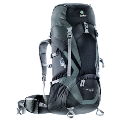 Deuter ACT Lite 40+10l black / granite