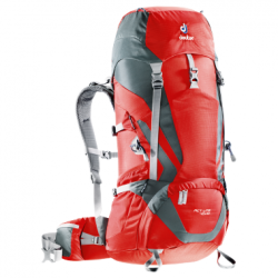 Deuter ACT Lite 40+10l fire / granite