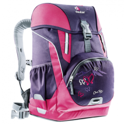 Deuter OneTwo 20 l blueberry butterfly