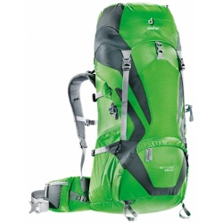 Deuter ACT Lite 50 + 10 l spring / granite