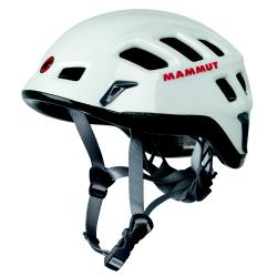 Mammut Rock Rider 52-57 white / smoke