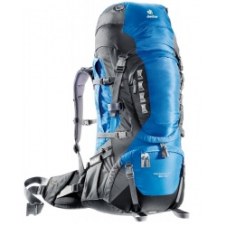 Deuter Aircontact Pro 60+15 l ocean / anthracite
