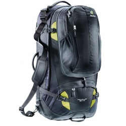 Deuter Traveller 80+10 l black / moss