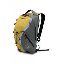 Wenger outdoorový batoh 15l color žlutá / šedá
