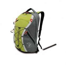 Wenger outdoorový batoh 15l color zelená / šedá
