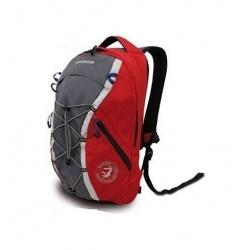 Wenger outdoorový batoh 18 l - W3053.74.15 červená / šedá