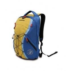 Wenger outdoorový batoh 18 l - W3053.74.15 modrá / žlutá