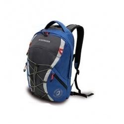 Wenger outdoorový batoh 18 l - W3053.74.15 šedá / modrá