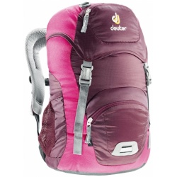 Deuter Junior 18 l aubergine / magenta